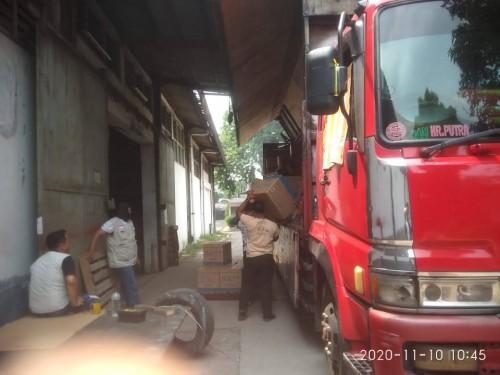 Jasa Pengiriman Barang di Bandung | Rental & Sewa Truk di Bandung PT. JASA SIAGA TRANS